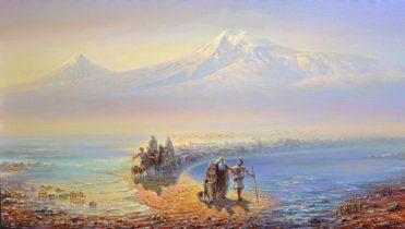 Айвазовский  и  Армения