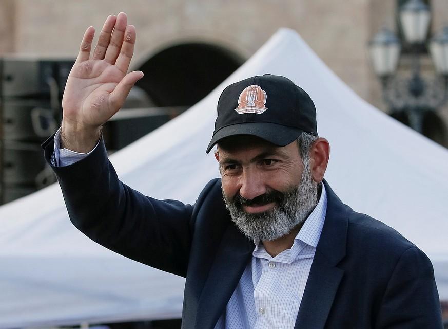 Рейтинг премьер-министра Армении Никола Пашиняна в Армении более 95 % | Опрос 2020