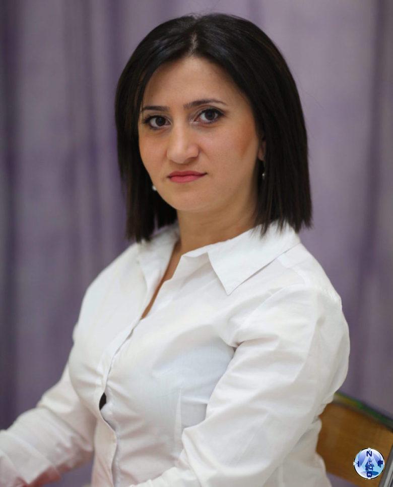 Григорян Алена Эриковна - Գրիգորյան Ալյոնա Էրիկի