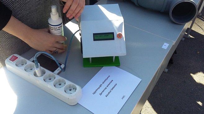 Армянские студенты разработали устройство не позволяющее пьяным садиться за руль