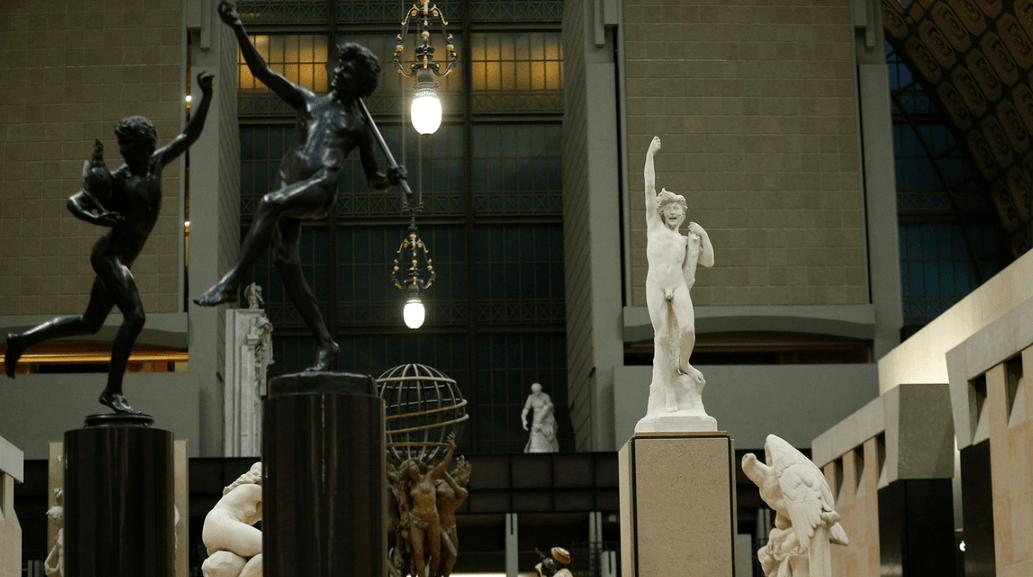 """Никол Пашинян с рабочим визитом посетил Францию и побывал на выставке """"Пикассо: голубое и розовое"""""""