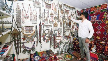 """На фестивале в Абу-Даби павильон Азербайджана был представлен в виде макета """"Мы и наши горы"""""""