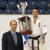 Артур Арушанян стал четырехкратным чемпионом Европы. Видео