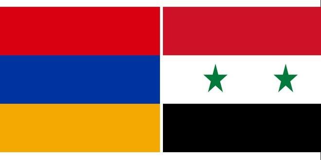 Syrie-Arménie