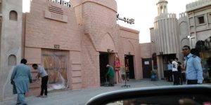 """С фестиваля в Абу-Даби снят макет памятника """"Мы - наши горы"""""""
