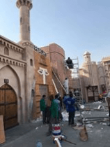 Աբու-Դաբիի պատմամշակույթային ժառանգության փառատոնից հեռացվել է «Մենք ենք, մեր սարերը» հուշարձանի մոդելը