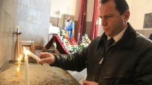 Դավիթ Տոնոյանը այցելել է «Եռաբլուր» զինվորական պանթեոն․ Ֆոտոշարք