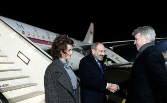 Продолжается официальный визит премьер-министра Армении в Федеративную Республику Германия