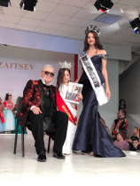 Анджелина Мкртчян представит Россию на Фестивале красоты, моды и таланта в Турции