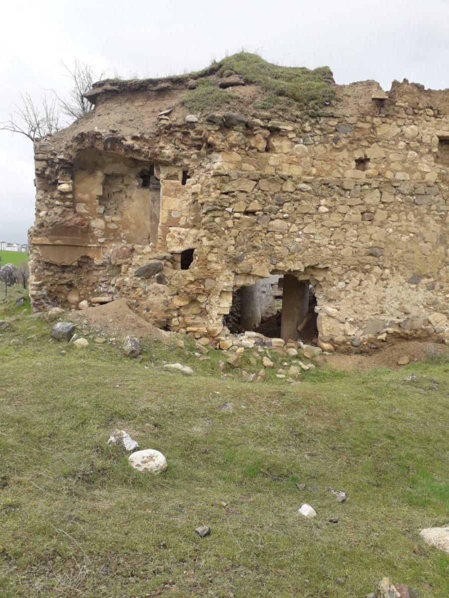 Специалисты хотят восстановить Армянскую церковь Св. Геворга в Харберде