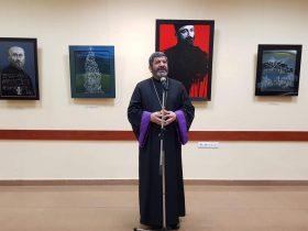 Կոմիտասի 150-ամյակին նվիրված ցուցահանդես Թբիլիսիում