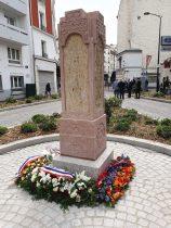 В Клиши открыта площадь имени Шарля Азнавура в память о жертвах Геноцида армян