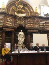 Презентация итальянского перевода поэмы Егише Чаренца «Дантова легенда» состоялась в Риме