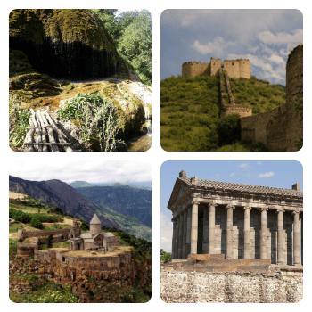 Туры в Армению и Арцах