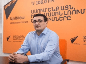 Шутки советника президента Федерации Футбола Армении Зограба Еганяна