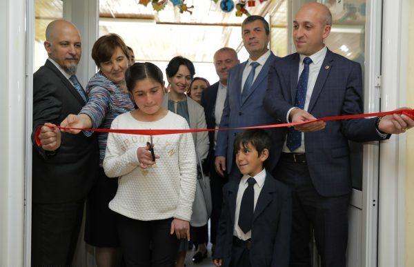 ЮНИСЕФ и Армянский фонд Аргентины открывают центр поддержки в Спитаке