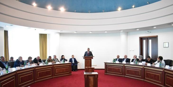 МИД Арцаха организовал конференцию, посвященную 25-й годовщине подписания соглашения о прекращении огня