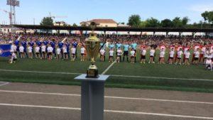 Сборная Южной Осетии- победитель ConiFA 2019