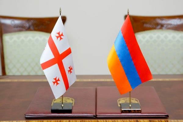 armenia-georgia-flags