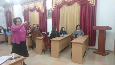 ARCAKH24.INFO և Ազատ Արցախ լրատվամիջոցների ներկայացուցիչների աշխատանքը