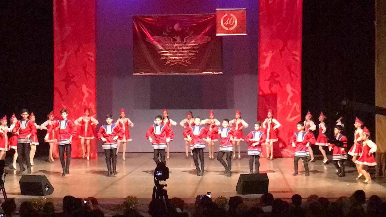 «Կովկաս» պարային համույթ