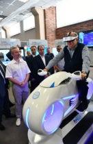 Армен Саргсян посетил Парк высоких технологий в Беларуси