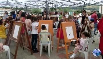В Арцахе прошел образовательный фестиваль «Планета Света». Видео. Фоторяд