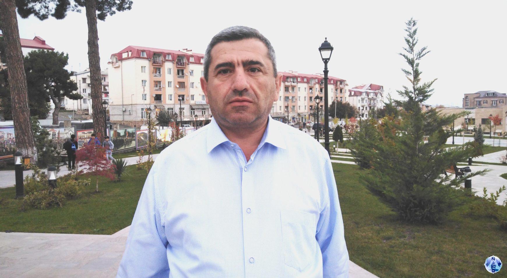 Карабекян Давид Павлович