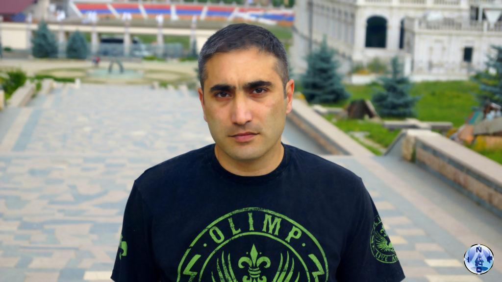 Arcakh24.info լրատվական կայքի գլխավոր խմբագրի, ՄՄՀ ավագ դասախոս` Մարատ Եգանյան