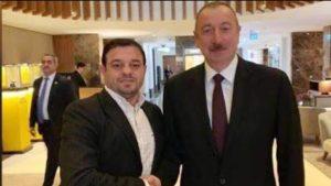 """Никол Пашинян ответил на провокационные вопросы азербайджанского """"блогера - силовика"""". Видео"""
