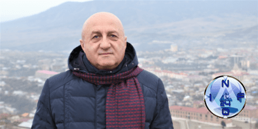 Արցախի նախագահի թեկնածու Ռուսլան Իսրայելյան