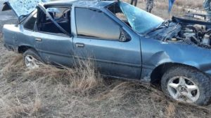Водитель пострадавший в ДТП, доставлен в военный госпиталь Степанакерта
