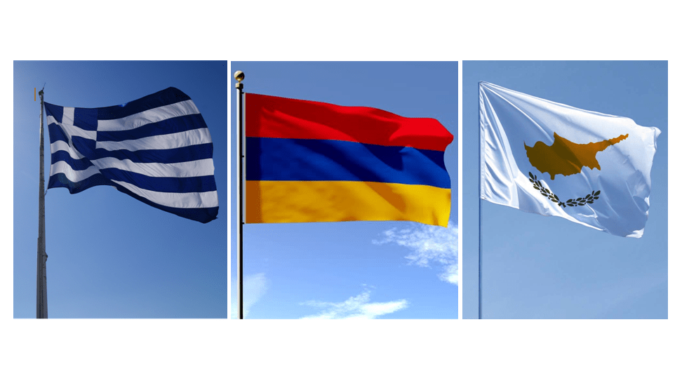 Greece-Armenia-Cyprus