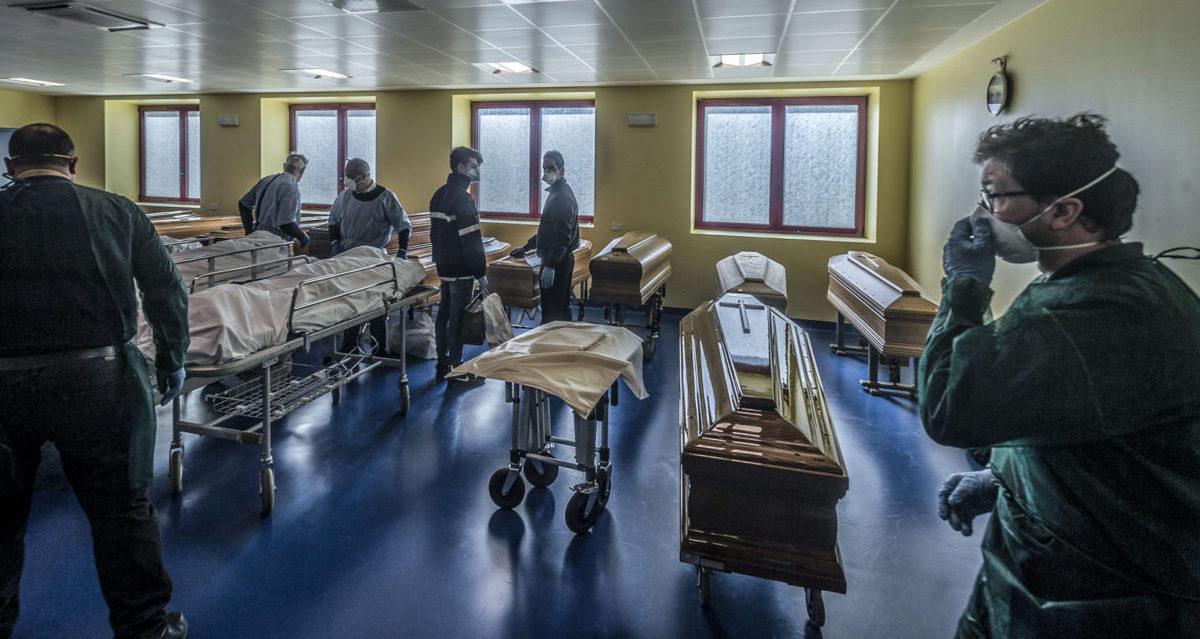 Еще одна смерть от коронавируса в Армении