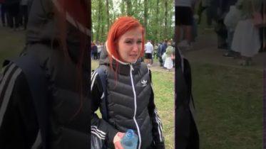 Девушка из Белоруссии