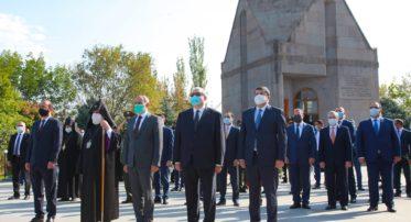 Республика Армения празднует свой 30-ый День Независимости