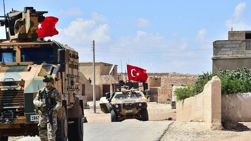 Турецкие боевики