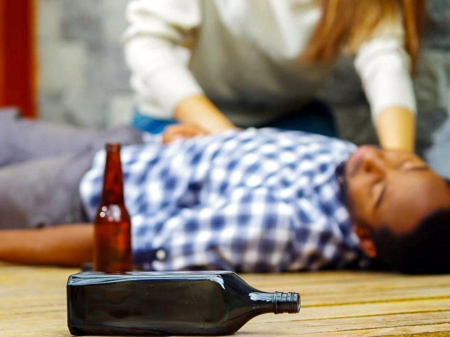 Ալկոհոլային թունավորում