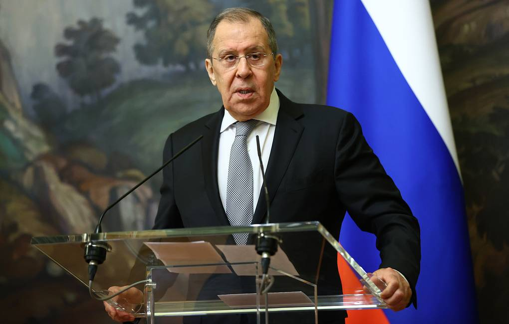 Foreign ministers of Russia and Armenia meet for talks in Moscow