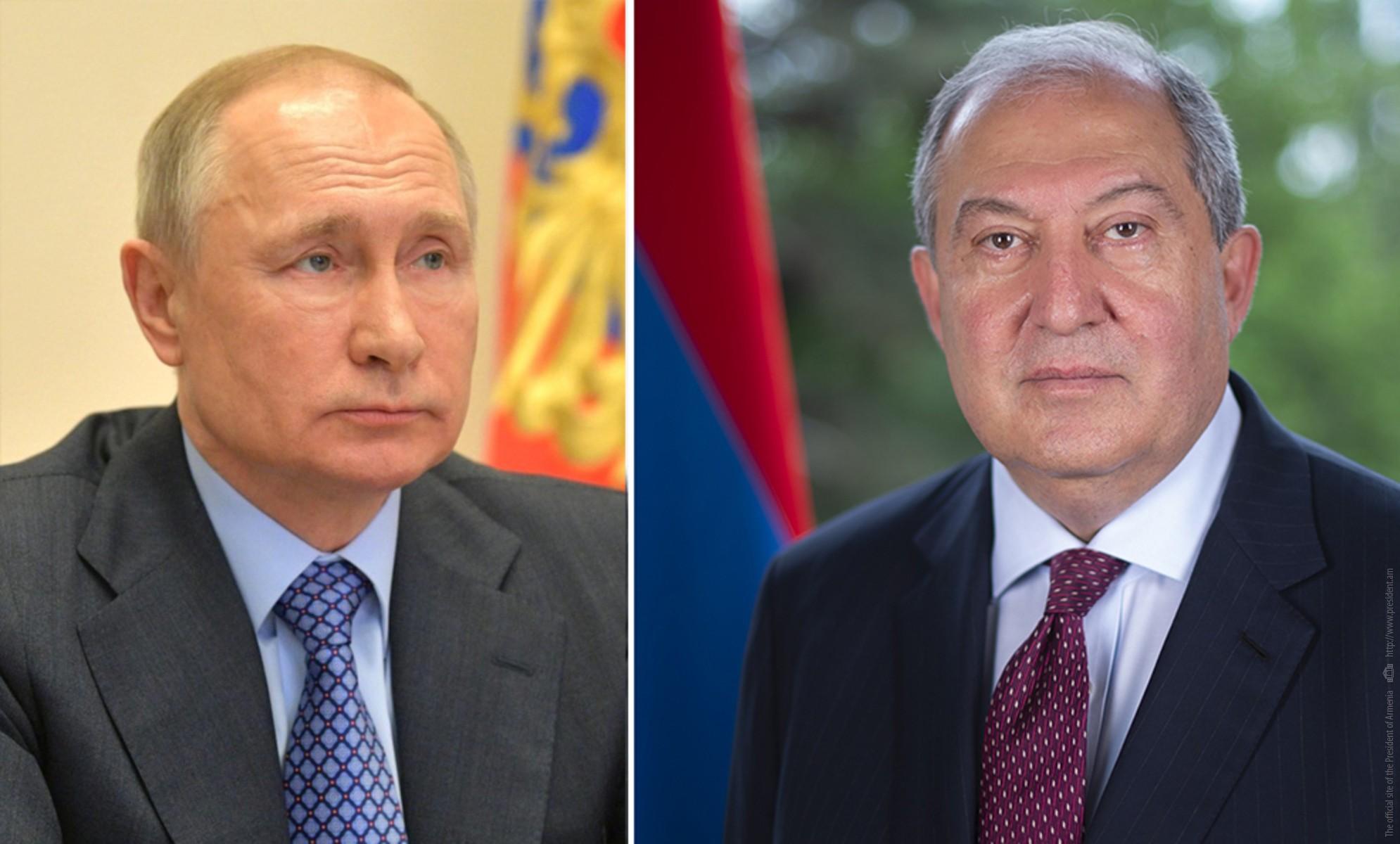 Պուտին-Սարգսյան