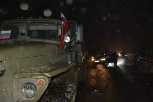 Բախվել են քաղաքացիական և խաղաղապահներին պատկանող ավտոմեքենաները. կա 2 զոհ