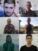 Թշնամուն չհանձնված 6 հայ զինվոր է հայտնաբերվել