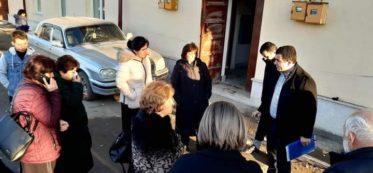Ստեփանակերտում  կացարաններով ապահովել են 6 ընտանիքի