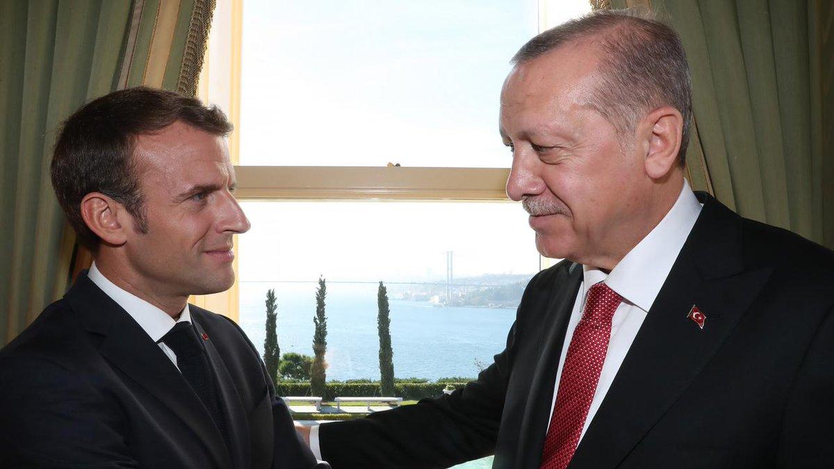 erdogan-macron