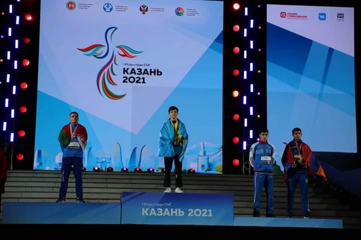 Կազան 2021. Արթուր Պետրոսյանը` բրոնզե մեդալակիր
