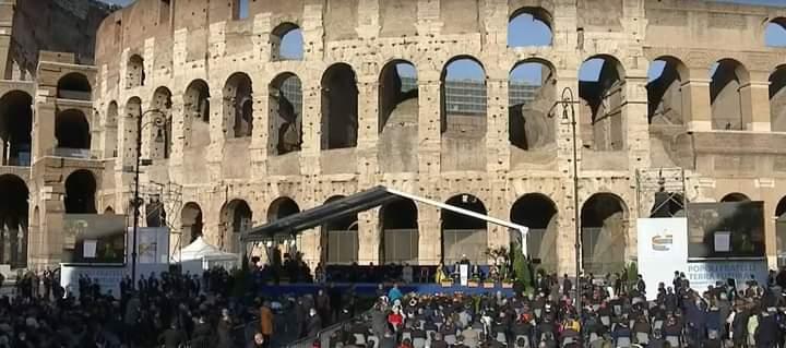 Գարեգին 2-րդը Հռոմում բարձրացրել է 44-օրյա պատերազմի հայ գերիների հարցը